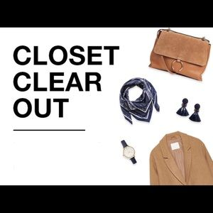 Other - Closet clear out!! Come shop!!